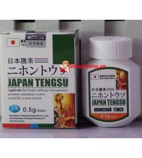 Tăng cường bản lĩnh đàn ông bằng thuốc Japan Tengsu