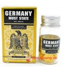Germany Must State tăng cường chức năng sinh lý đàn ông