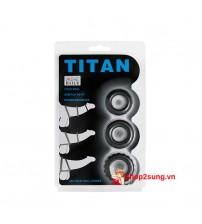 Vòng đeo dương vật Titan kéo dài thời gian quan hệ