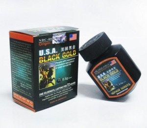 Thuốc cường dương Black Gold USA cương cứng dương vật dài lâu