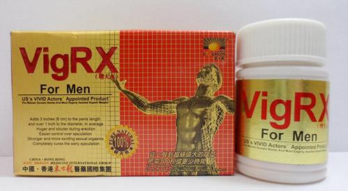 Vigrx For Men tăng cường sinh lý nam hiệu quả, tăng sinh lý nam